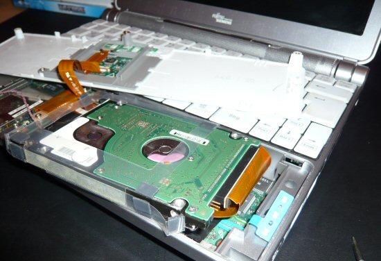 P7010 hard disk