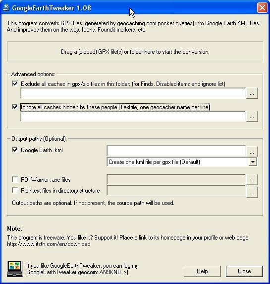 GoogleEarthTweaker