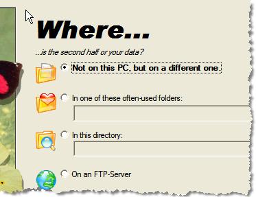 Share a folder